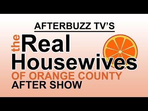 Real Housewives Of Orange County Season 11 Episode 1 Review & After Show | AfterBuzz TV