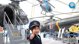 所沢航空発祥記念館に行ってきました【がっちゃん】