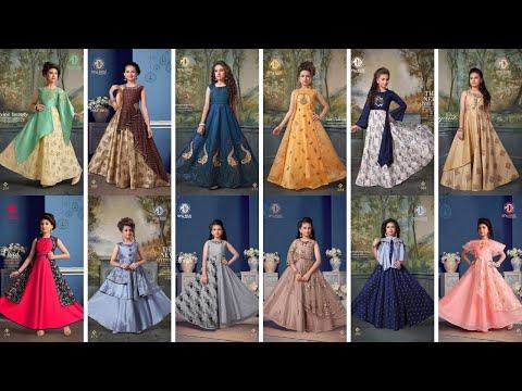 Kids Wear Dresses New Designs 2020 Children Dress Youtube