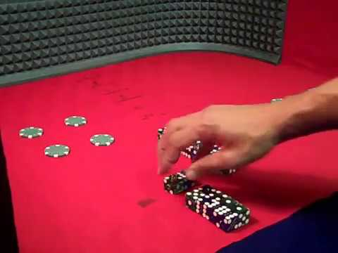 Craps Dice Control: THEORY for All 7