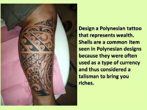 How to Design a Polynesian Tattoo - Tribal Tattoos Designs