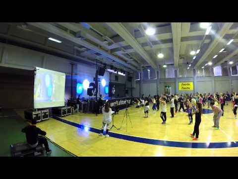 Αναστασία Αλεξανδρίδη Dance Aerobic