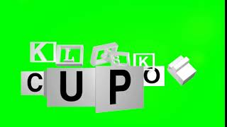 klasky csupo text green screen