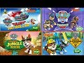 Air Patrollers Mission PAW Jungle Rescue PAW Patrol Nick Jr Games mp3