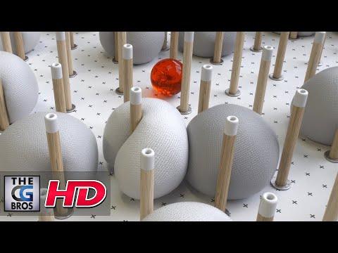 "CGI 3D Animated Spot: "" TEDx Sydney""  - Directed by Scott Geersen"