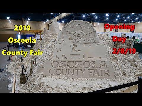 Osceola County Fair 75th Anniversary Opening Day