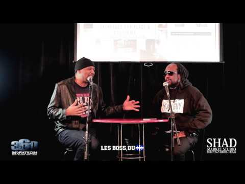 Don Karnage Artiste Entrepreneur HIPHOP BRUNCH Montreal