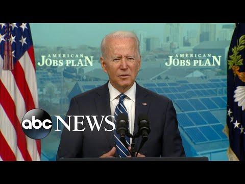 President Joe Biden remarks on new jobs report