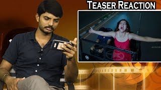Chanakya Teaser Reaction | Gopichand, Mehreen, Zareen Khan | Thiru | AK Entertainments | i5 Network