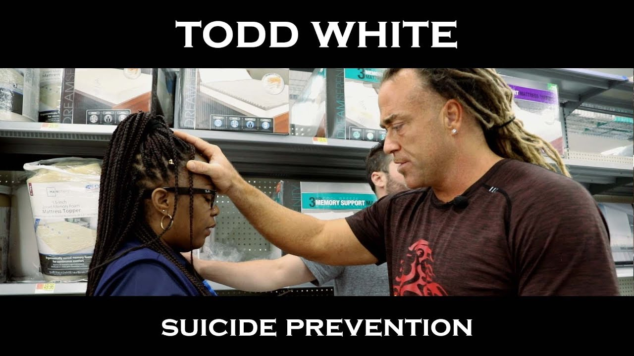 Todd White - Living a Lifestyle of Christianity | Suicide Prevention