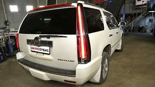 Фонари Cadillac Escalade 3 в стиле 4 поколения (американские)