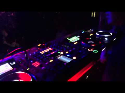 Mario Florek @Vision Nightclub Chicago 10.16.11 Opening Set for Dash Berlin