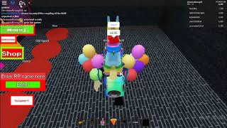 How to get GODRED badge in Roblox Fnaf United