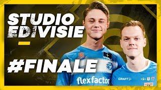 IK GA 100 PROCENT WINNEN! | Studio eDivisie Finale | Met Koen, Bas en Raoul