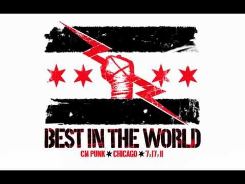 WWE CM Punk Theme Song 2012 WWE - Haber Bilgi Ajansı