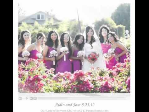 AidinJose | Weding Photos | El Paseo Wedding Photographer Santa Barbara CA