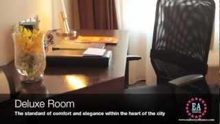 Furama Hotel Bukit Bintang - Deluxe Room ( Kuala Lumpur, Malaysia )