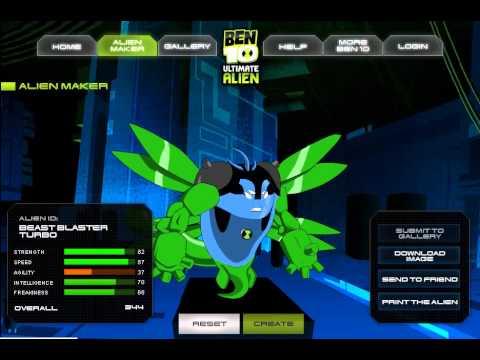 Ben 10 Alien Maker
