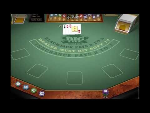 BIG 5 BLACKJACK GOLD online free casino SLOTSCOCKTAIL microgaming