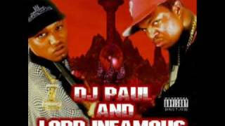 DJ Paul & Lord Infamous-Tryna Run Game