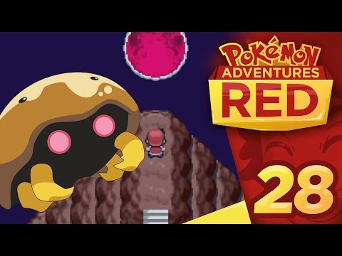 Pokemon Adventures: Red Chapter - Part 28 - Living Fossil!