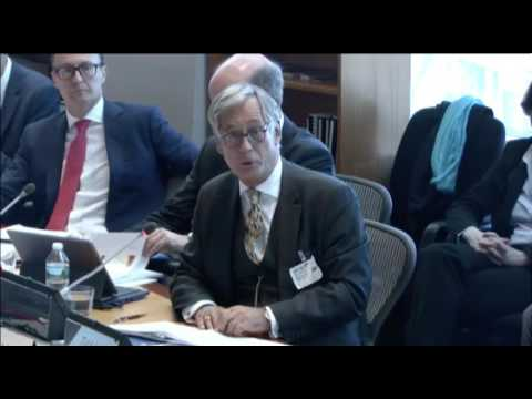 Vattenfall v Germany - Public Hearing - Day One - 10 October 2016 - 1 of 4