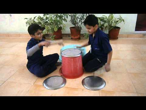 Indus World School Indore Grade IV DUO