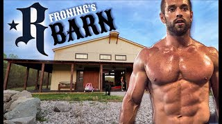 One of TeamRICHEY's most viewed videos: What's in RICH FRONING's barn? (Ultimate Home Gym)