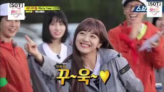 [SOT] 이것이 실친이다! 트와이스 정연과 지효의 실친모먼트!!