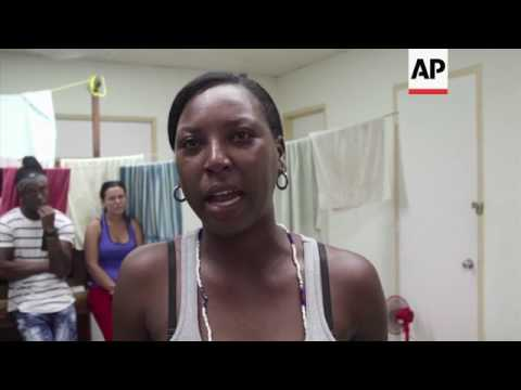 Cubans in limbo in Panama after US law change
