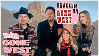 Colbie Caillat and Gone West are Fixin' to Learn How to Talk Southern | Talk Southern to Me
