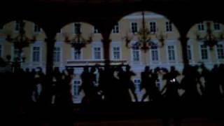 Лазерное шоу на дворцовой площади.mp4