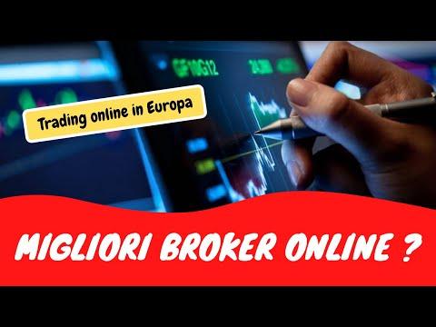 Migliori broker in Europa (feat. Trading online & Asset Management)