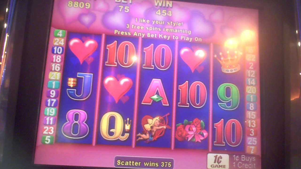 Hearts Slot Machine