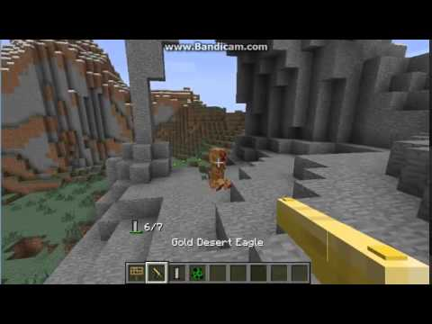minecraft flans mod how to use modern weapons pack