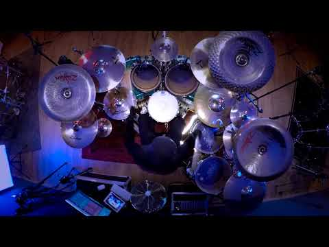 #99 Grip Inc - Heretic War Chant - Drum Cover