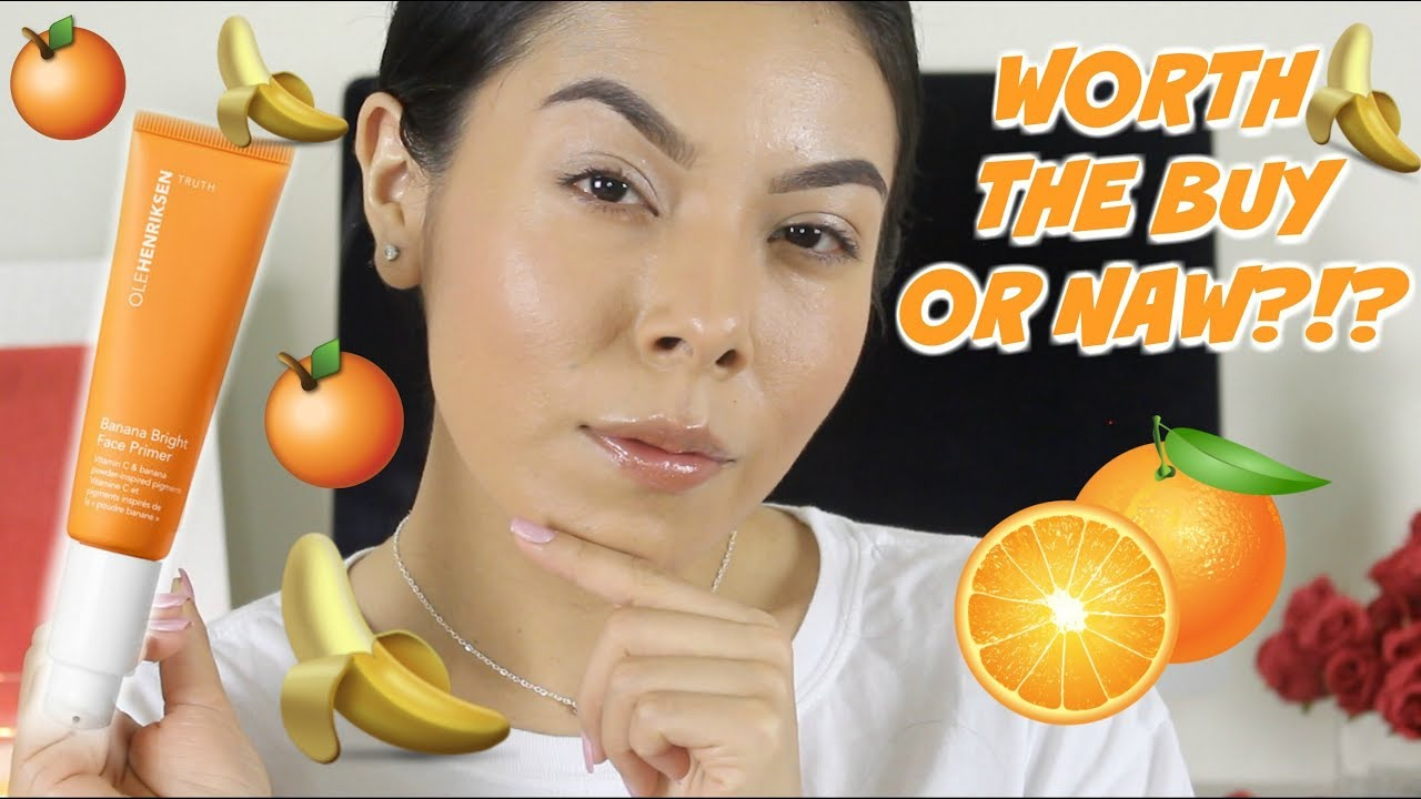 Banana Bright Face Primer  by ole henriksen #22