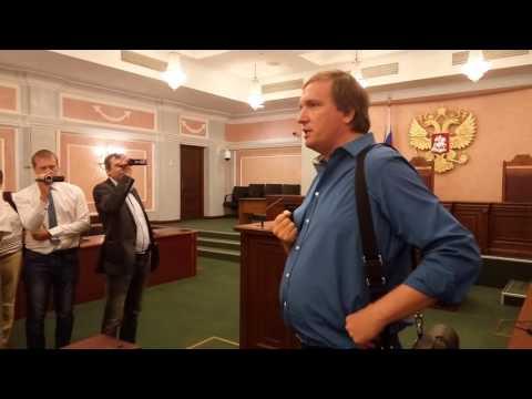 Обращение судьи Дмитрия Новикова к Рамзану Кадырову.