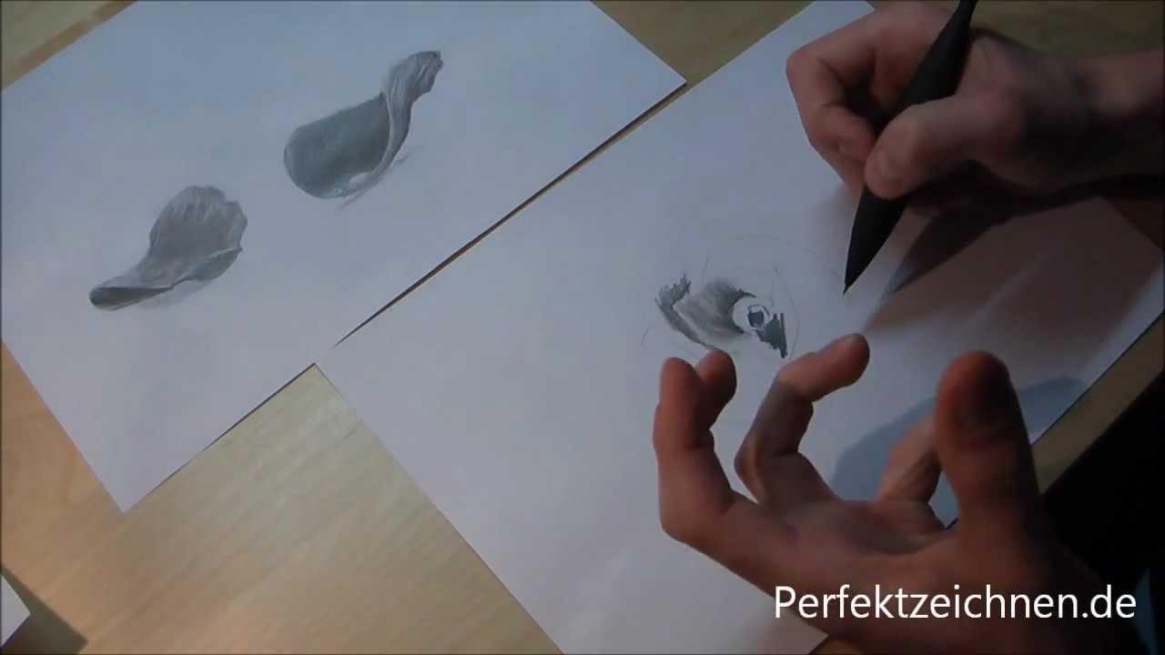 das perfekte geschenk rosenbl tter f r deine freundin zeichnen lernen youtube. Black Bedroom Furniture Sets. Home Design Ideas