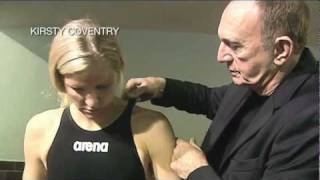 Kirsty Coventry on Carbon-pro - First Impressions