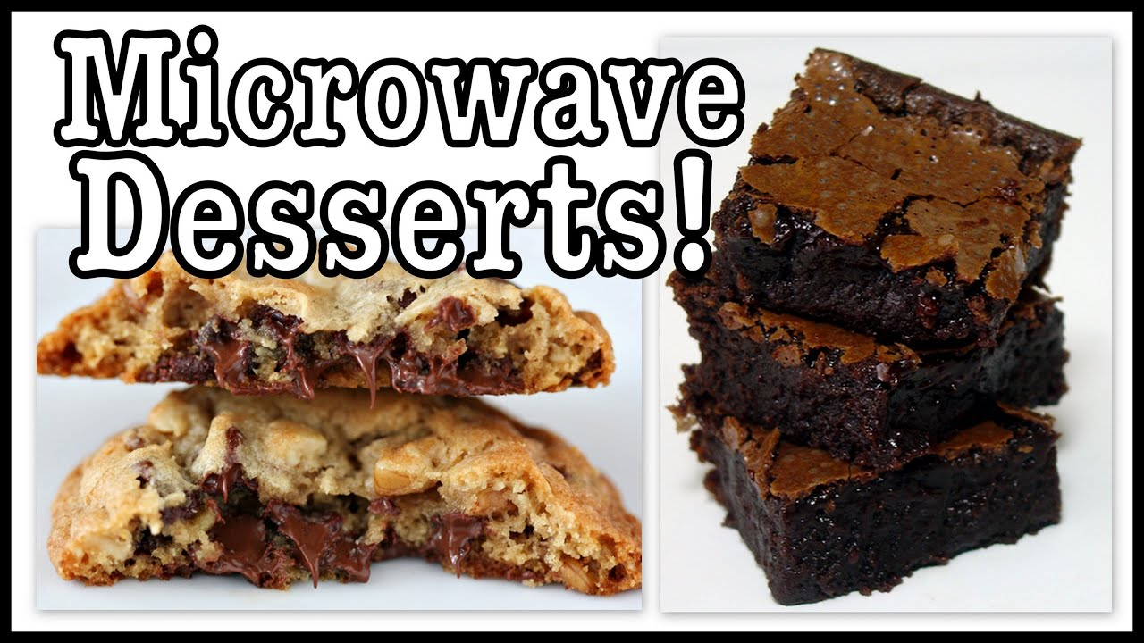 Diy microwave brownie choc chip cookie in a mug youtube forumfinder Image collections