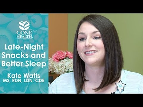 Night Time Eating – The Outcome on Sleep and Putting On Weight