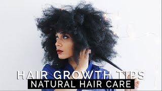 Hair Growth Tips THAT ACTUALLY WORK! No Gimmicks, No Shade No Tea!