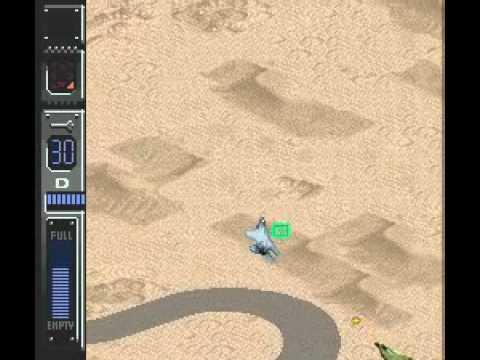 Air Strike Patrol (SNES) - Mission 2 (1/2)