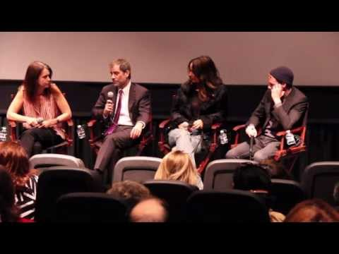 5 TO 7 Q&A with Victor Levin, Anton Yelchin and Bérénice Marlohe