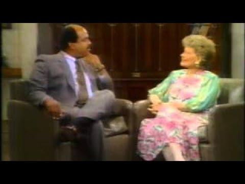 Patti Page, 1990 TV Interview, Old Cape Cod, Mark McEwen