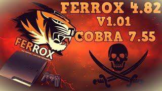 FERROX 4.82 v1.01 COBRA 7.55+ PACK PROGRAMAS