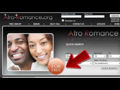 Afro Dating UK