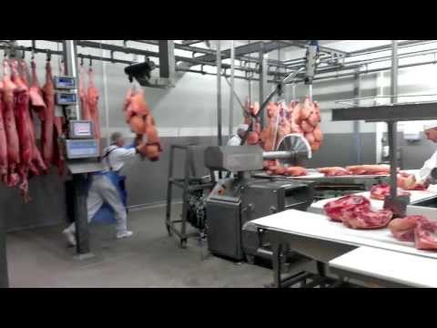 Мясной цех - условия работы