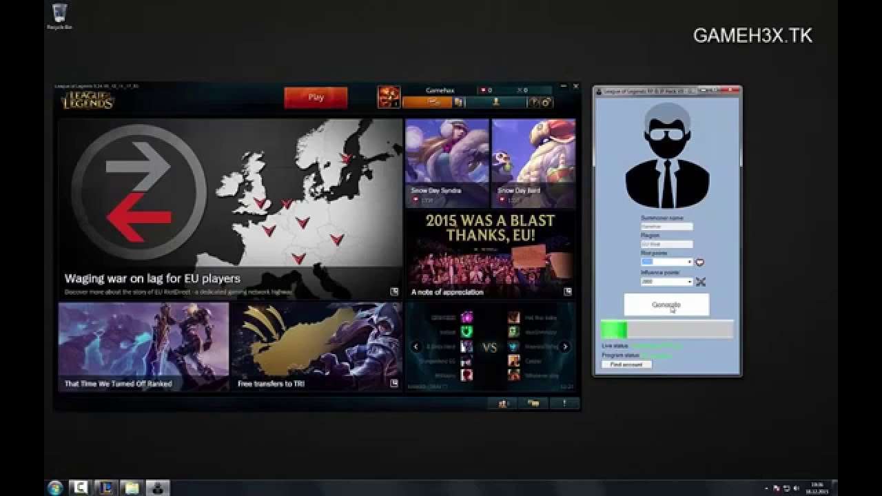 league of legends hack rp and ip free download
